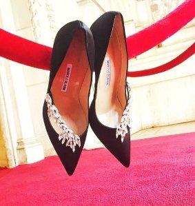 Up to 60% Off + $75 Off $350 Manolo Blahnik Women Shoes Sale @ Saks Fifth Avenue