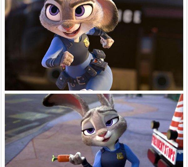 小编被迪士尼出品的3d动画片《疯狂动物城》刷屏无数次,超爱里面萌萌