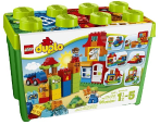$31.99 LEGO DUPLO My First Deluxe Box of Fun 10580 Building Toy