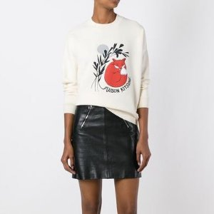 Up to 40% Off With Maison Kitsune Clothing Purchase @ Farfetch