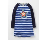Sparkly Jersey Dress 33473 Dresses at Boden