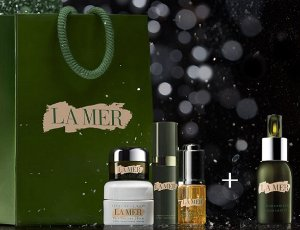 Free 4-pc Gift Set with Any Purchase of $350 @ La Mer