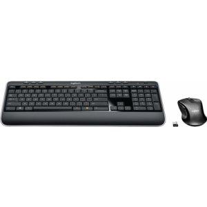 Logitech MK530 Advanced Wireless Keyboard and Optical Mouse Black 920-008002