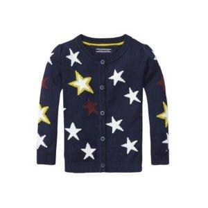 Th Kids Star Cardigan