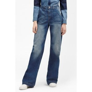 The Ash Wide Leg Jeans   Flash Sale   French Connection Usa