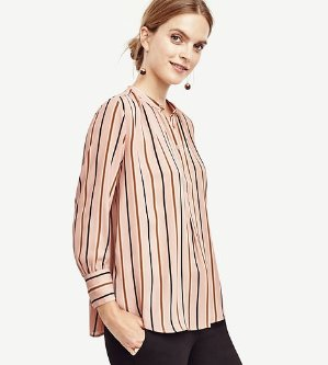 50% Off + Free Shipping With Shirts Purchase @ Ann Taylor