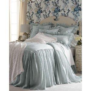 Designer Bed Linen: Duvet Cover & Comforter Set at Neiman Marcus Horchow