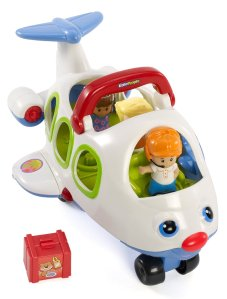 Fisher-Price Little People Lil' Movers Airplane