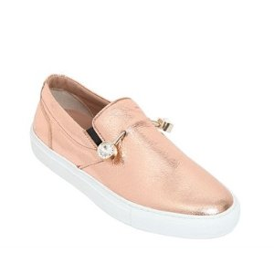 COLIAC - 20MM VERONICA PIERCING LEATHER SNEAKERS