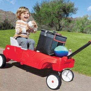 $46.57 Little Tikes Fold 'n Go Folding Wagon
