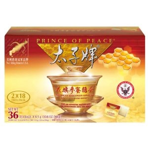 American Ginseng Honey Tea (Twin Packs)