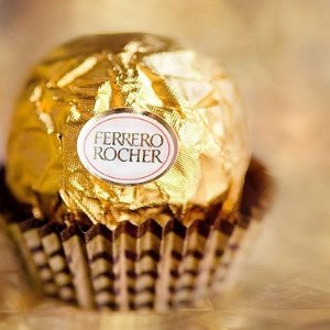 $4.99 Ferrero Rocher Chocolates: 24-Count Hazelnut $5, 5.3oz. Box