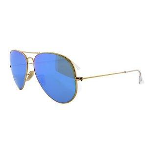 Ray-Ban Unisex RB3025 62mm Sunglasses