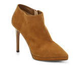 Jimmy Choo - Lindsey Suede Point-Toe Booties - saksoff5th.com