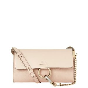 Chloe Faye Wallet Bag Cement