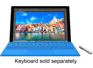 $699.99Microsoft Surface Pro 4 12.3