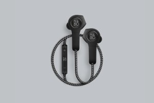EUR 158.82 B&O Play H5 Wireless In Ear Headphones black