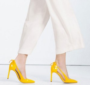 Up to 50% Off Women's Shoes Sale @ Zara
