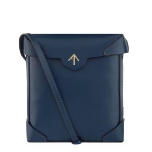 Manu Atelier Pristine Box Shoulder Bag