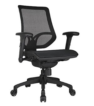 $80.99 WorkPro 1000 Series Mid-Back Mesh Task Chair