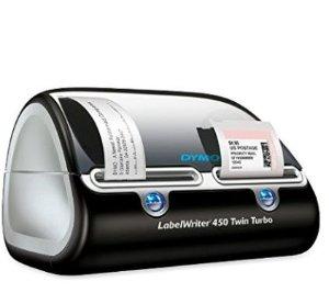 史低价!DYMO LabelWriter 450 热敏不干胶条码机/标签打印机