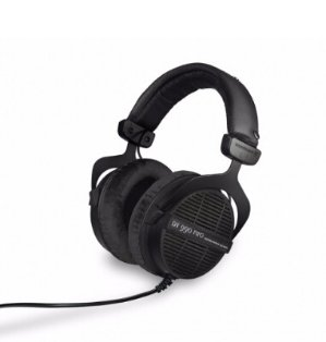 Beyerdynamic DT 990 PRO 250 OHM Headphones (Black, Limited Edition)