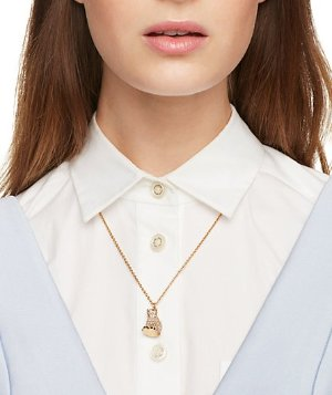 Up to 50% Off + Extra 25% Off Necklaces Sale Styles @ kate spade
