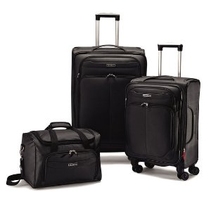 Samsonite Verana DLX 3 Piece Luggage Set