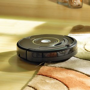 #1 Best seller! $299.99 iRobot Roomba 650 Vacuum Cleaning Robot