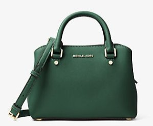Up to 50% Off + Extra Up to 30% Off MICHAEL MICHAEL KORS Green Handbags Sale @ Michael Kors