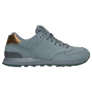 Men's New Balance 574 Molten Metal Casual Shoes| Finish Line
