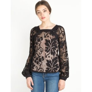 Alice McCall Midnight Sorrento Top