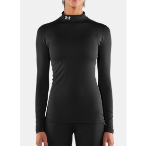 Women's UA ColdGear® Long Sleeve Compression Mock