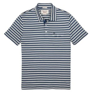 STRIPE SMACK POLO | Original Penguin