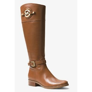 MICHAEL MICHAEL KORS Stockard Leather Boot