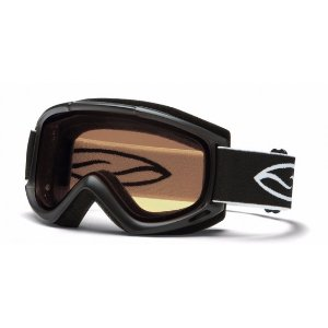 Smith Optics Cascade Classic Goggle (Black Frame/Clear Lens) | Focus Camera
