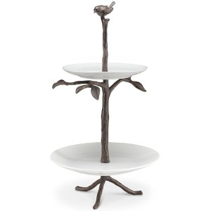 Twig Plate Stand - Tiered Tray - Tiered Serving Tray | HomeDecorators.com
