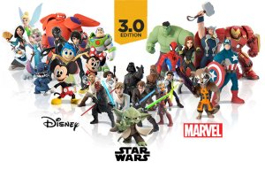 $3.75 Each Disney Infinity Figures Buy One Get Three For Free