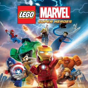 LEGO Marvel Super Heroes on PS4