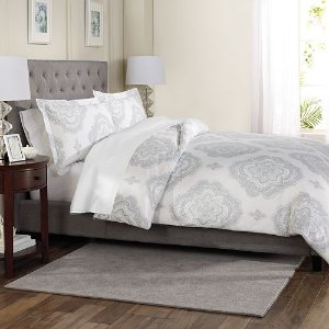 Extra 20% Off + Kohl's Cash Last Day! Duvet Covers On Sale @ Kohl's