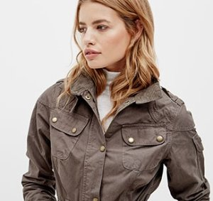 Up to 41% Off Barbour Outerwear @ Hautelook