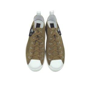 N�21 Military Velour Men's Sneaker w/Rubber Sole