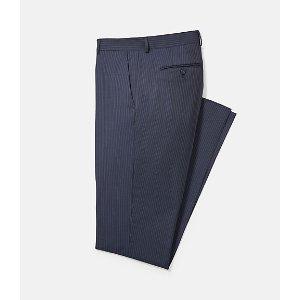 Warren Fit Pinstripe Trouser - JackSpade