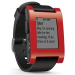 Pebble Smartwatch (Classic) for iPhone and Android Devices (Certified Refurbished)