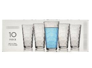 Parade 10-Piece Cooler Drinkware Set