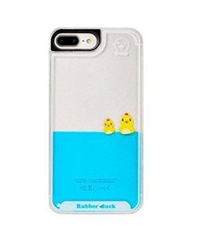 iPhone 7 Plus Floating Rubber Duck Liquid Protective Case
