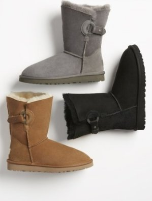 UGG 'Nash' Genuine Shearling Boot
