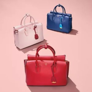 Up to $300 Gift Card MCM Milla Bags @ Neiman Marcus