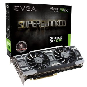 $539.89EVGA GeForce GTX 1080 SC GAMING ACX 3.0