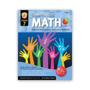 Common Core Math Workbook for Grade 7